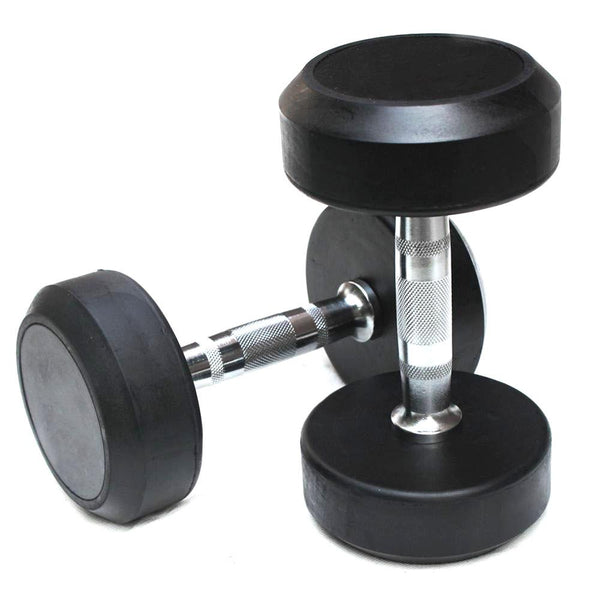 Round Fixed Dumbbell (12.5Kg)