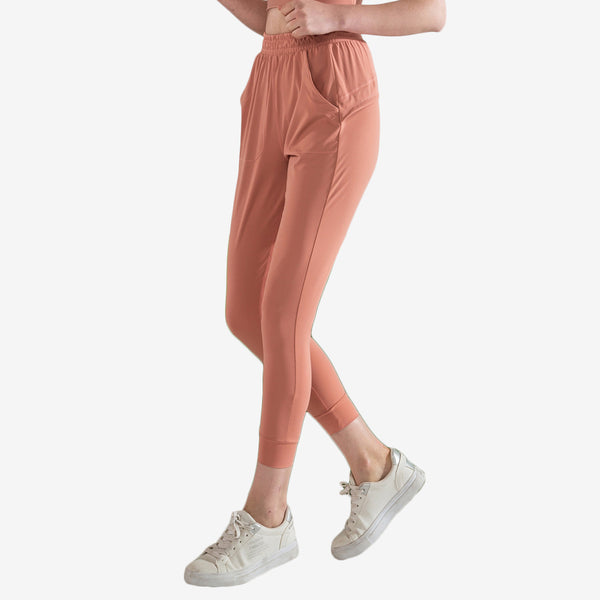 High Waist Running Sweatpants