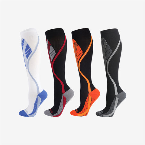 Marathon Compressive Long Socks