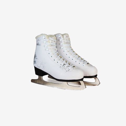 BAUD Floral Ice Skating Shoes