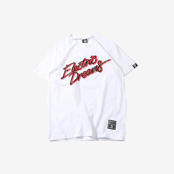Electric Dreams Graphic Print T-shirt