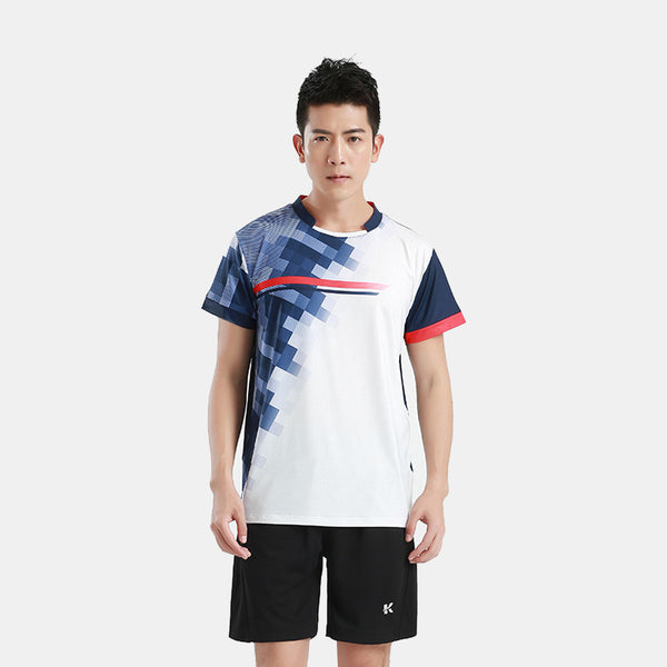 Badminton Short Sleeve Shirt