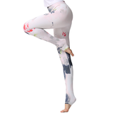 Watercolor Paint Legging