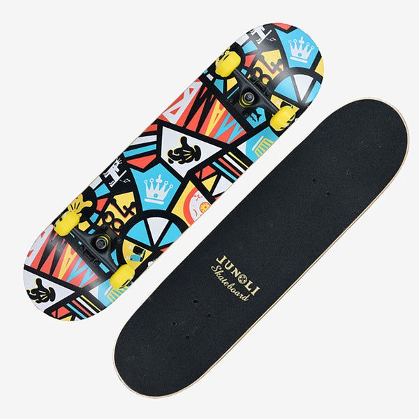 "Cartoon Series 7.8 "" Skateboard"