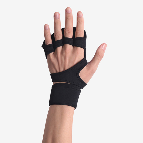 Wrist Protect Fitness Gloves