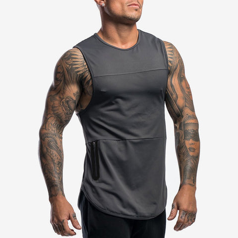 Fitness Sleeveless Top