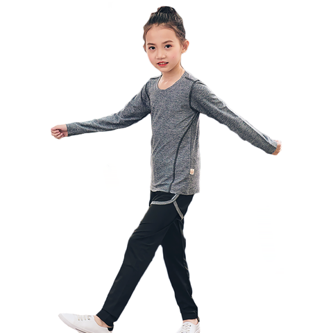 LS Shirt & Short with Legging Set Children