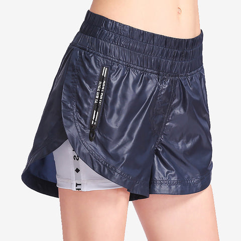 2 In 1 Quick Dry Training Shorts