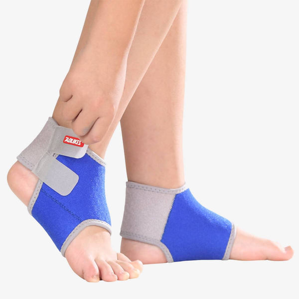 Kids Compression Ankle Support in Pair