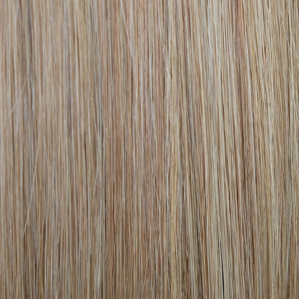 Light Brown/Butter Blonde mix #14 & #6 Mix Pony Tail Extension
