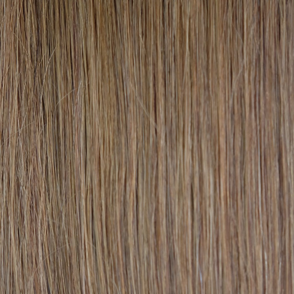 Light Brown #6 Halo Hair Extensions