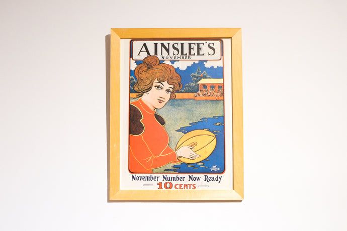 Ainslee's November issue