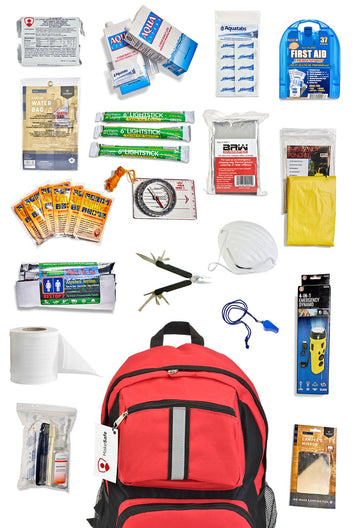 MakeSafe - Earthquake Kit