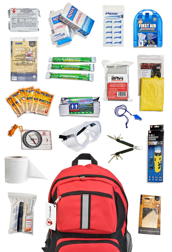 MakeSafe Hurricane/Tornado Kit