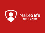 MakeSafe Gift Card