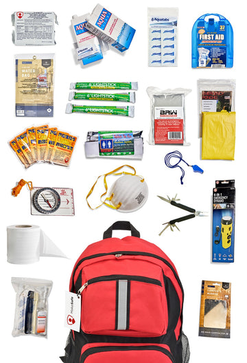 MakeSafe Wild Fire Kit