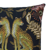 Lovebird Leopards Night Cushion Cover