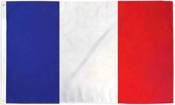 Storm the store for Bastille Day and your French flag