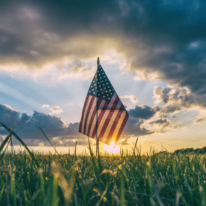 Amid pandemic, American Flag season has a new look this year