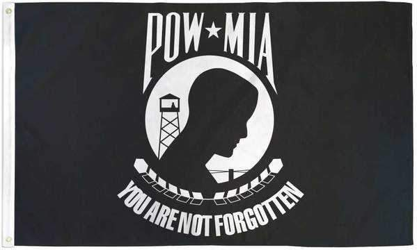 POW/MIA flag to fly at all prominent federal properties year-round