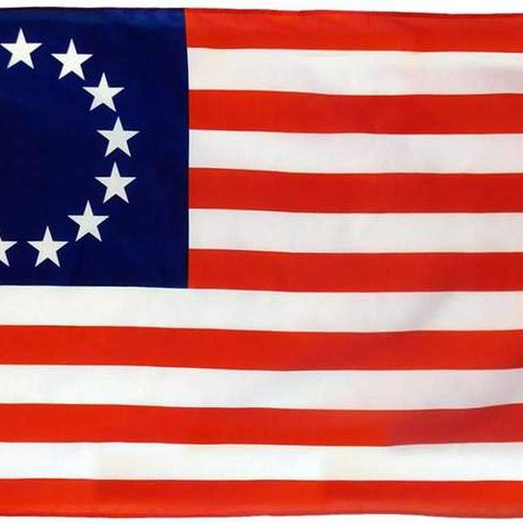 Did Betsy Ross design the original American flag?