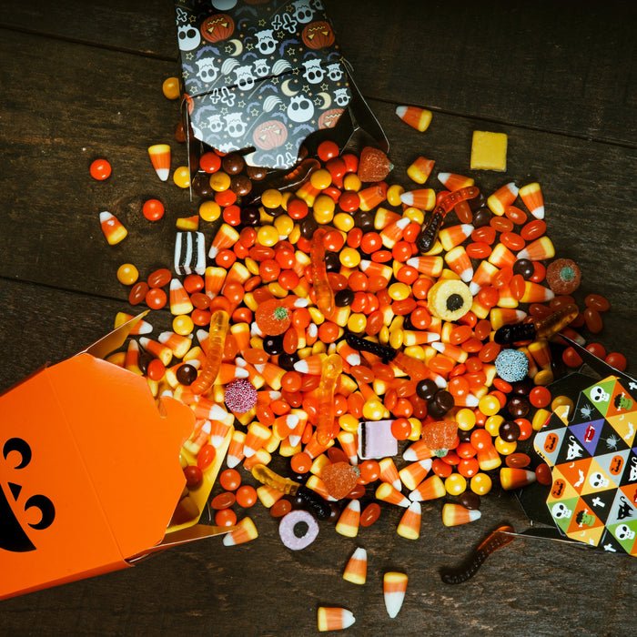 Where you live can influence what candy trick-or-treaters come home with on Halloween