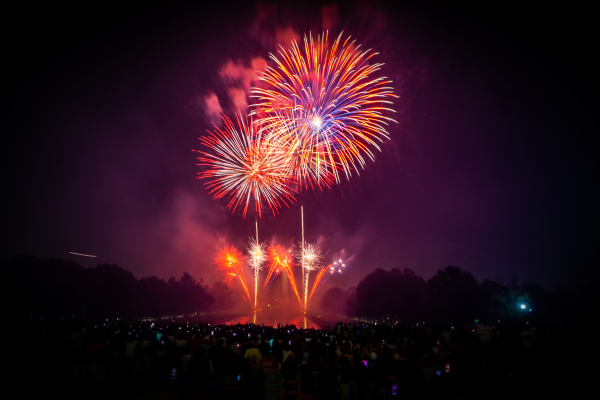 9 places you want to be for America's Fourth of July celebrations