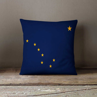 Alaska State Flag Pillowcase