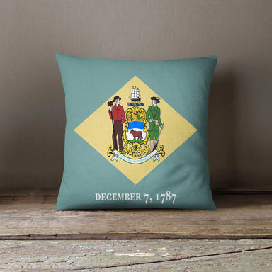 Delaware State Flag Pillowcase