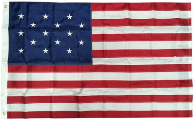 USA 15 Star Spangled Banner Flag
