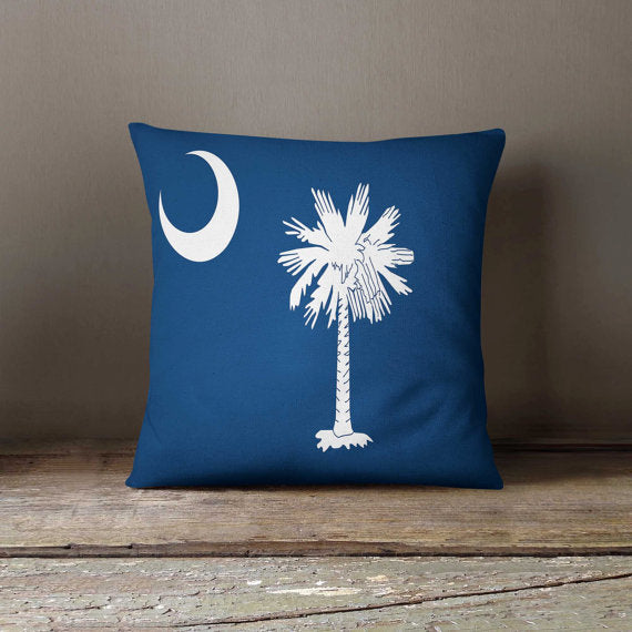 South Carolina State Pillowcase South Carolina