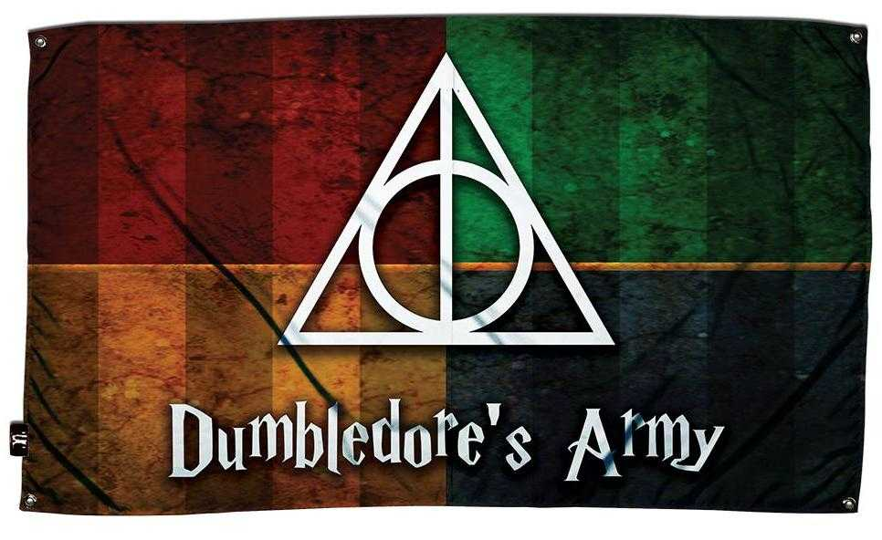 Dumbledore's Army Flag