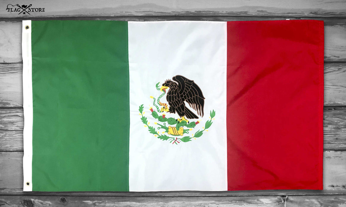 Mexico Flag For Sale — Flag Store