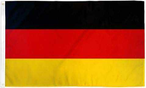 Quality German Flags For Sale Plain And Simple Wave Boldly Flag Store