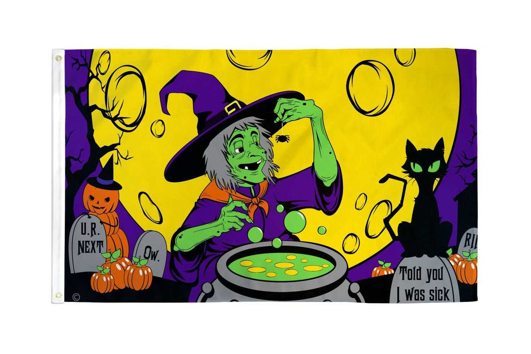 Halloween Witches Brew