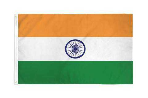 India Flag Polyester | Flag Store