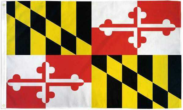 Maryland Flag Polyester | Flag Store