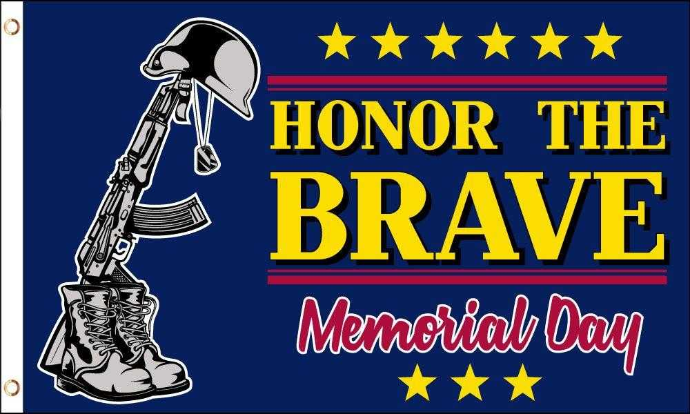 Honor The Brave - Memorial Day