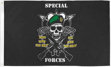 US Military Special Forces Flag