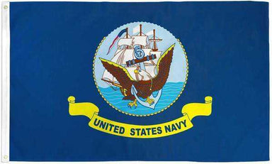 US Navy Flag Polyester