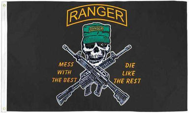 US Rangers Flag