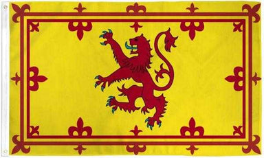 Scotland Lion Flag