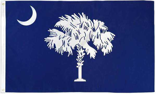 South Carolina Flag Polyester | Flag Store