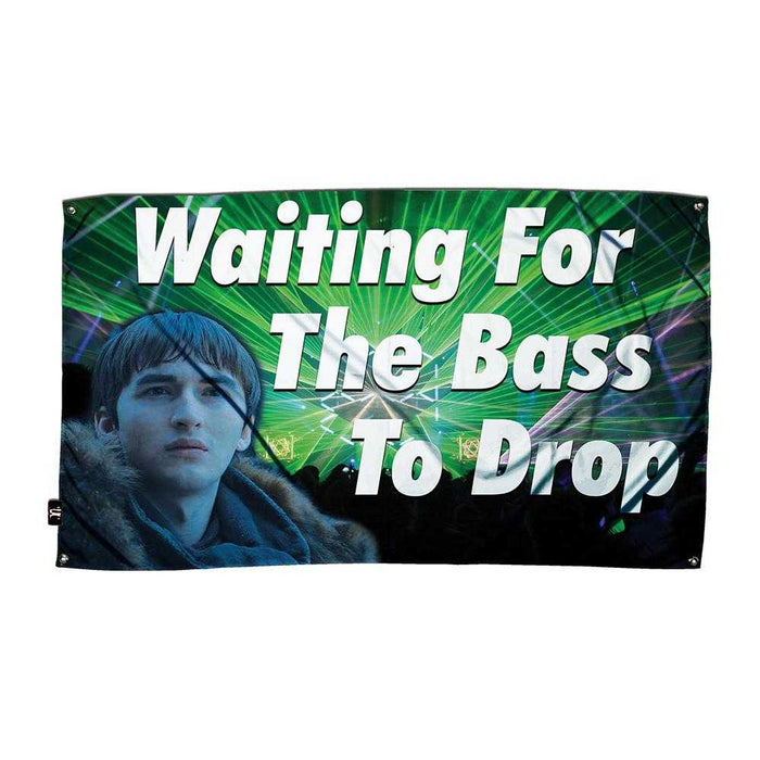 Waiting For The Bass To Drop