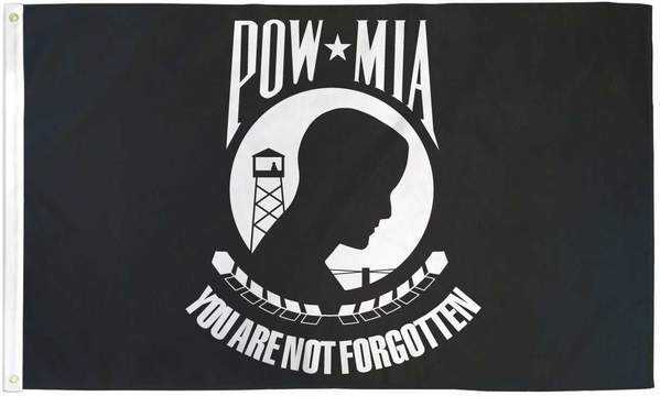 US National League of Families POW/MIA Flag