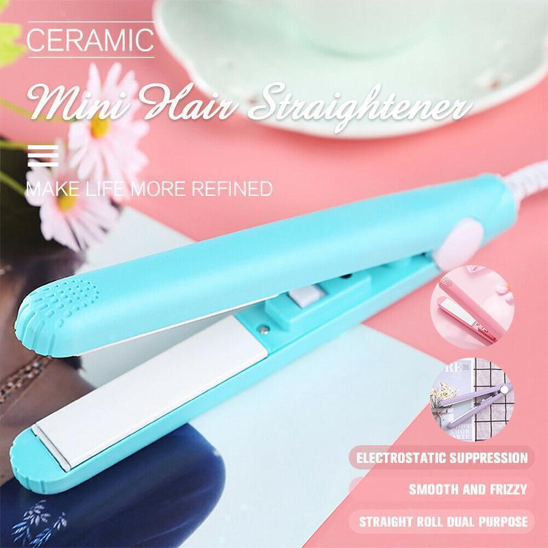 Ceramic Mini Hair Straightener