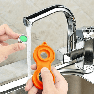 Faucet Aerator Detached Install Spanner