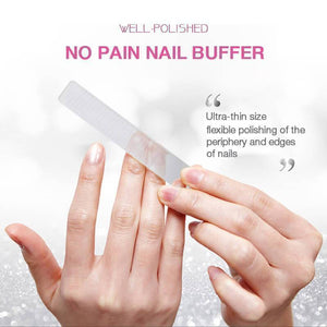 Nano Polished Glass Nail File