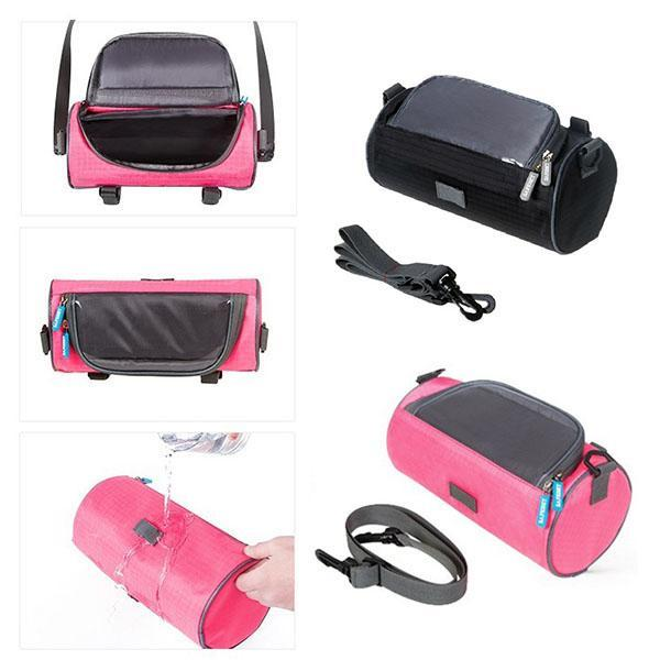 Bike Touch screen Front Frame Phone Bag