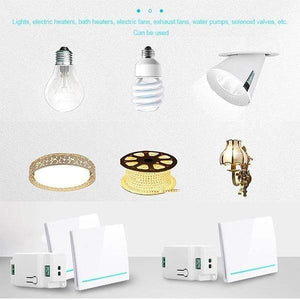 Wireless Light Switch Receiver Kit